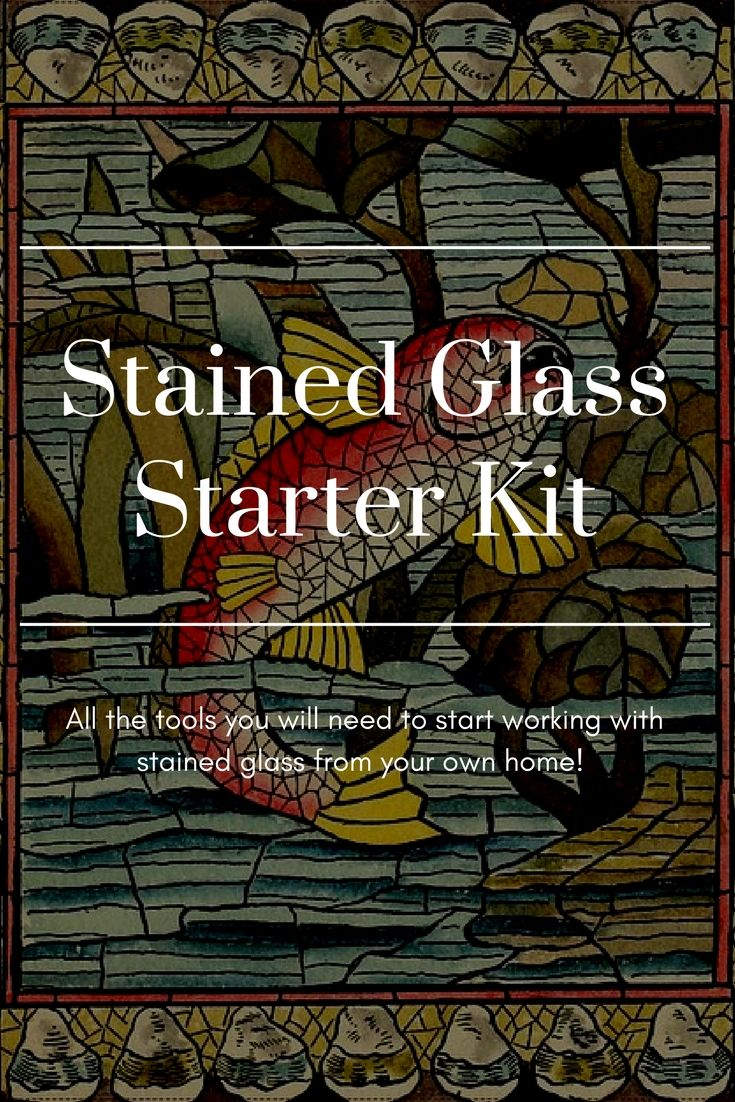 Best Stained Glass Kits For Beginner [Buyer's Guid