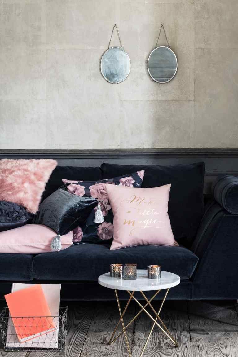 Bavlněný povlak na polštářek   H&M