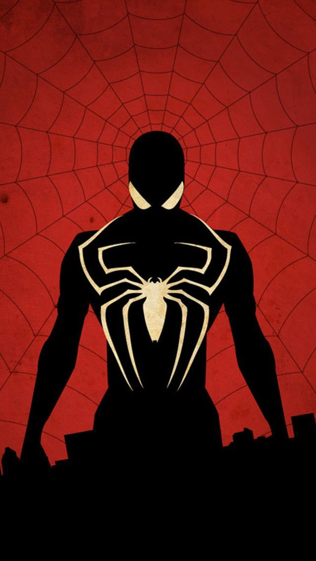Resultado De Imagem Para Spiderman Minimalist Wallpaper