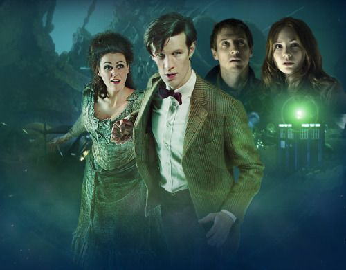 "ksc ""The Doctor's Wife"" this one of my favorite episodes :) ♥"