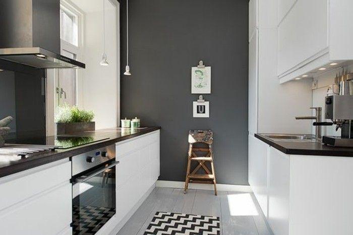 Couleur peinture cuisine - 66 idées fantastiques Decoration