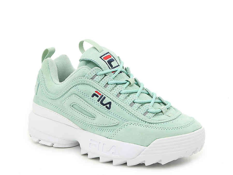 Fila Disruptor Ii Premium Sneaker Women S Hype Shoes Shoes Leather Shoes Woman