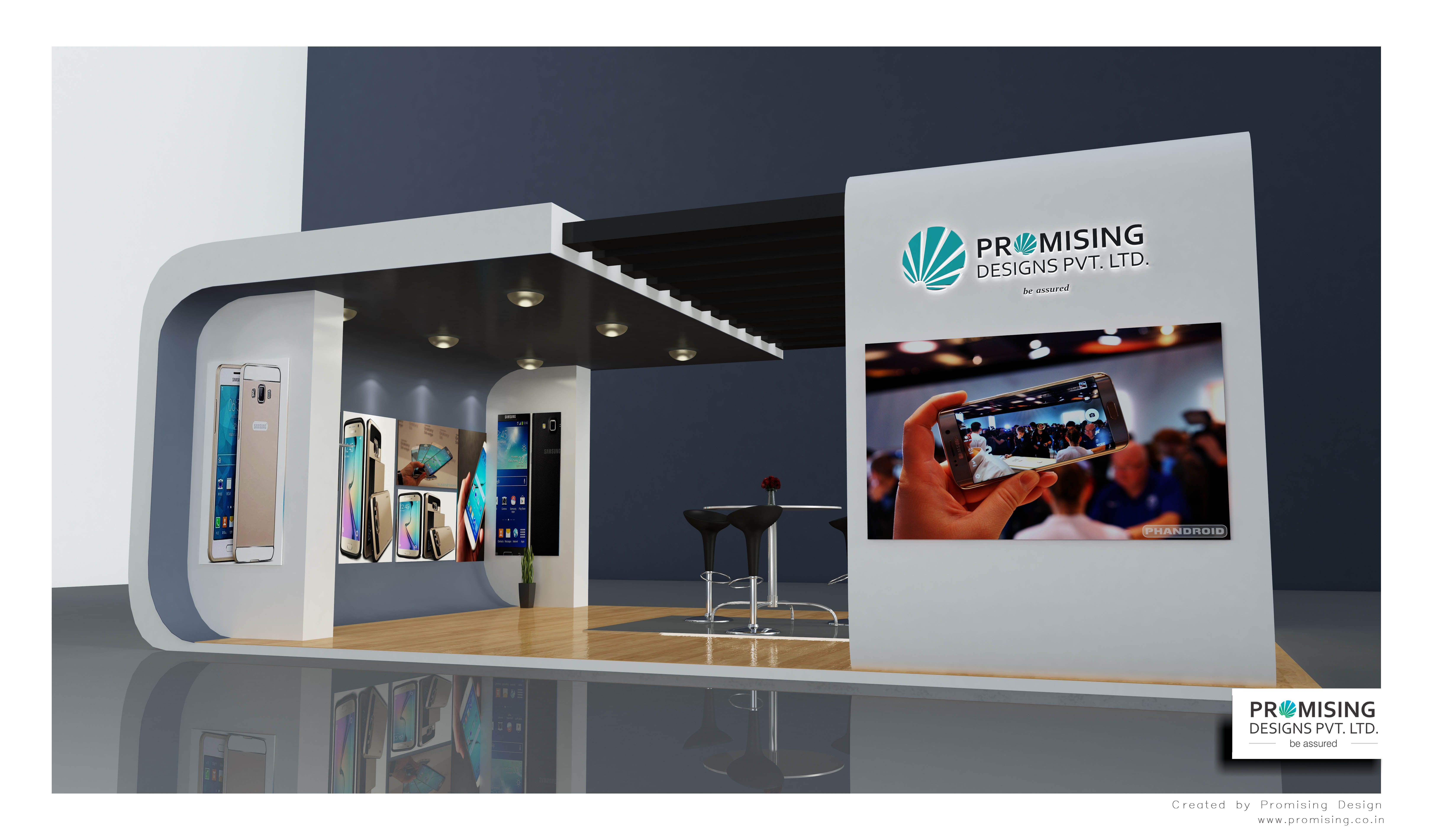 Exhibition Booth Animation : Exhibition booth rental in malaysia backdrop display supplier in
