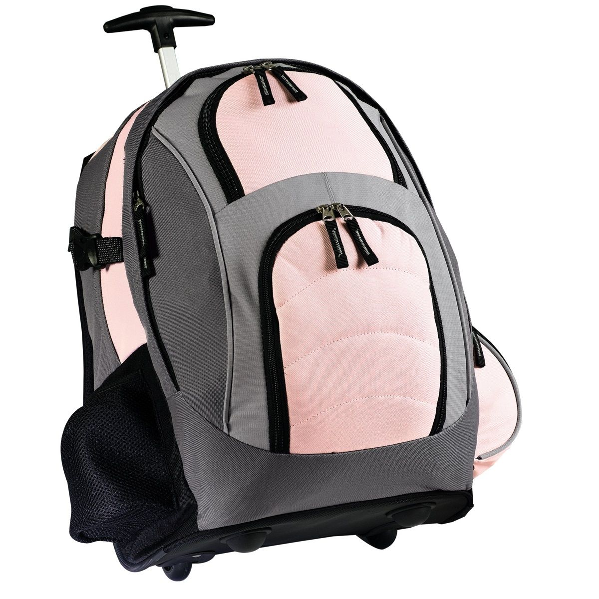 Rolling Backpack With Light Up Wheels Crazy Backpacks