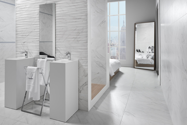 Evoque Concept Blanco Mate Designer Ceramic Tiles From Keraben Traditional Tile White Tiles Commercial Flooring