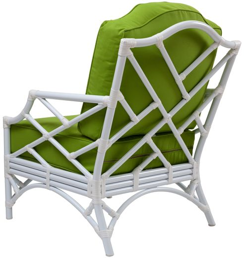 David Francis Furniture // Chippendale Outdoor Lounge Chair