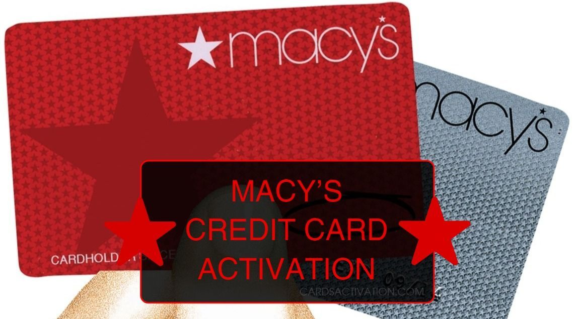 Credit Cards Offers Macys Credit Card Usage Allows