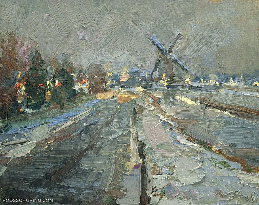 Painting Plein Air BLOG by Roos Schuring Outdoor Painter