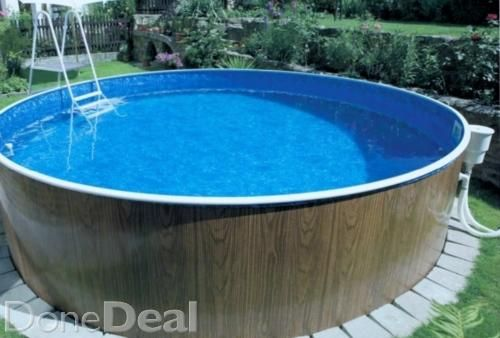 Swimming Pool Kit For Sale In Dublin On Donedeal Swimming Pool Kits Pool Kits Swimming Pools