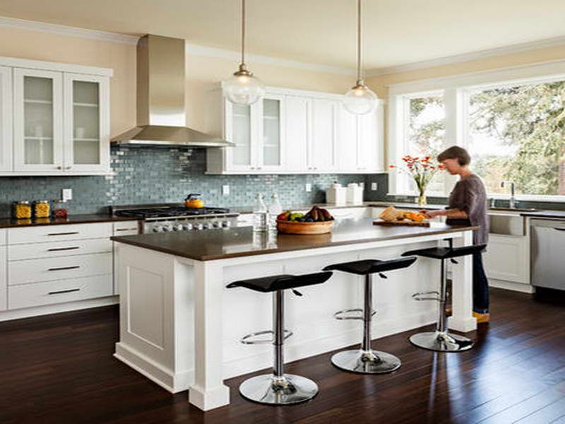 Kitchen:Coolest Kitchen Appliances With White Bench Choosing the ...