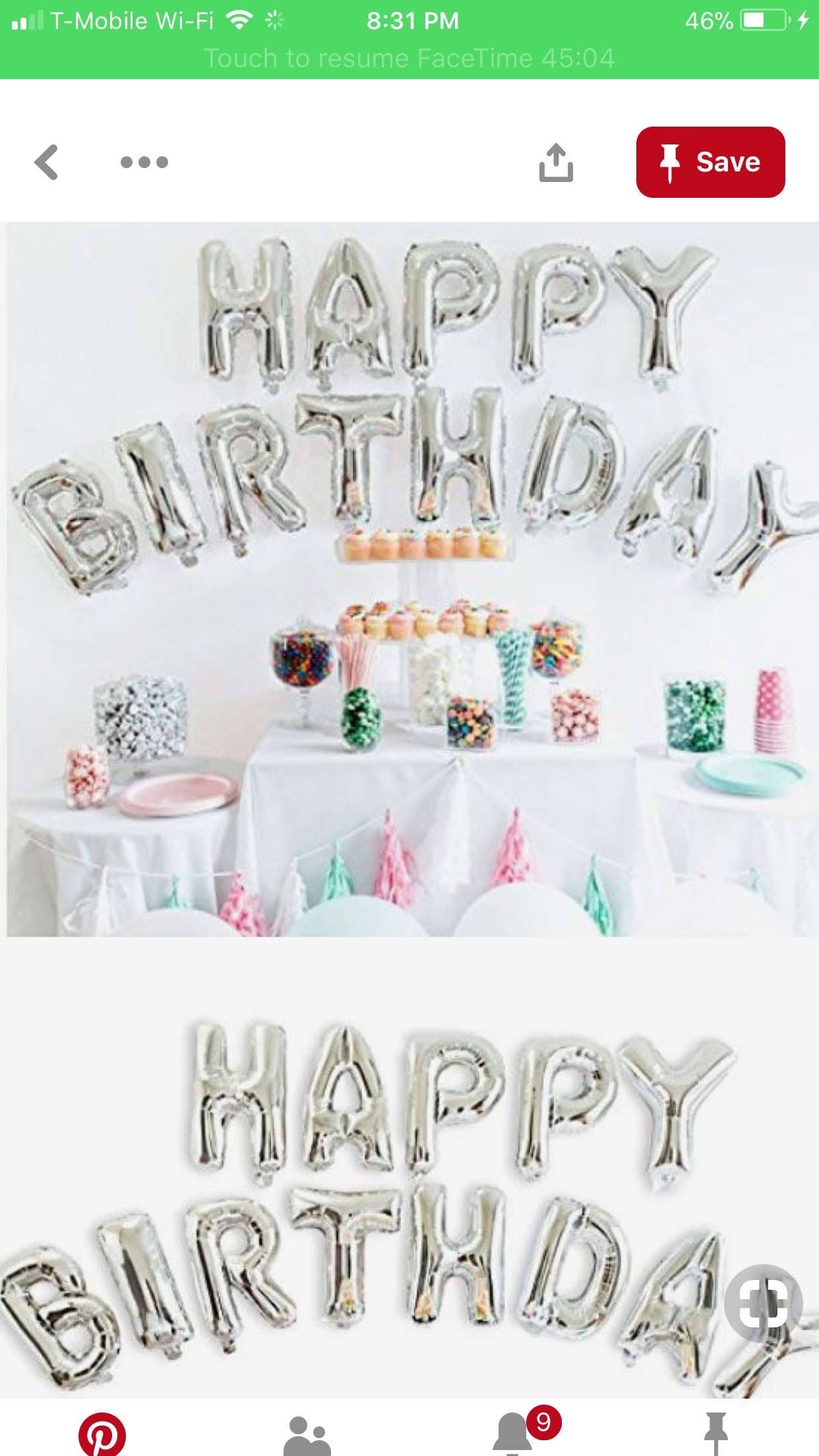 Pin By Natali Biton On Birthday 14th Birthday Party Ideas Sweet Sixteen Parties Birthday Party For Teens