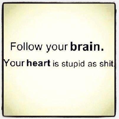 So true....... Stupid as shit
