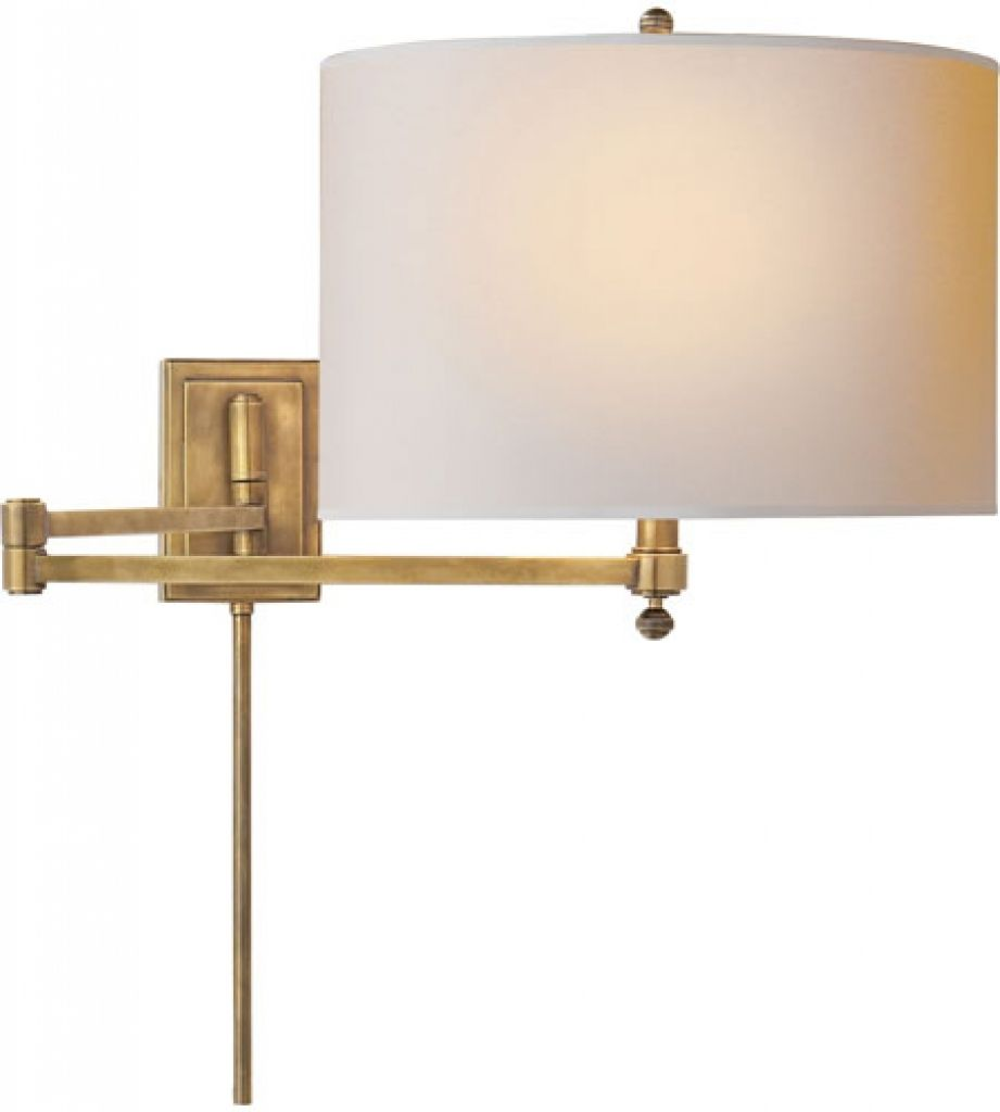 Visual Comfort Swing Arm Lights Wall Lamps Sconce Awesome Ideas