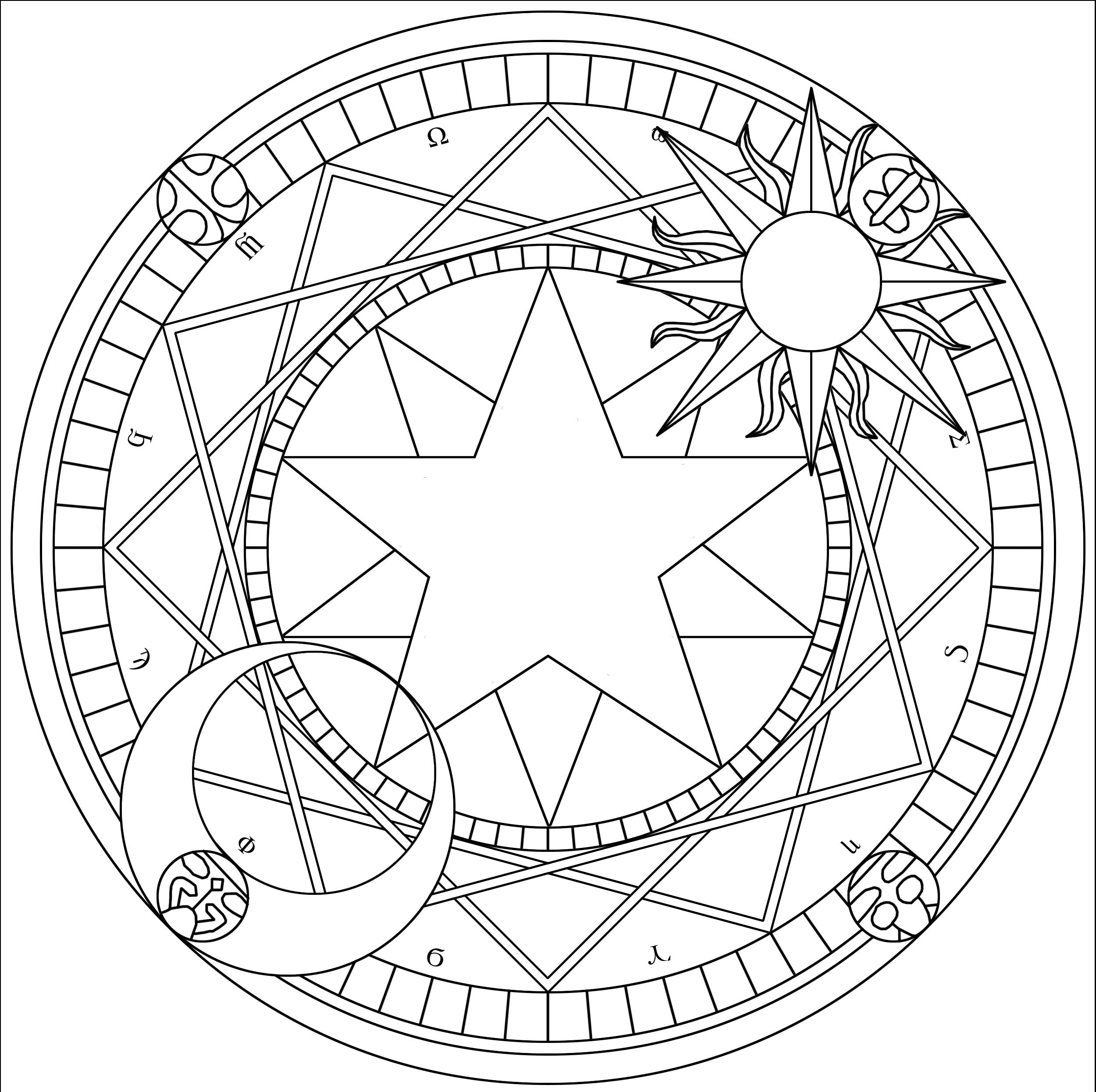 Coloring Page Celtic F C: Pin By Rodney Kelly On Magick Circle