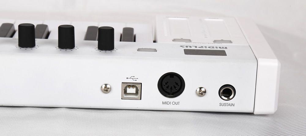 X2mini 迷你25键弹簧键MIDI键盘 | Midi Controllers | Home