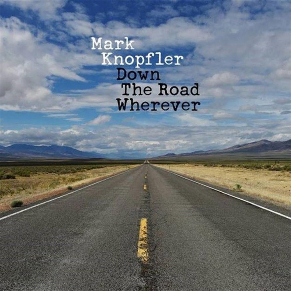 Down The Road Wherever Lp Vinyl Mark Knopfler Dire Straits Studio Album