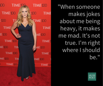 13 Amy Schumer Quotes That Make Us Proud To Be Women
