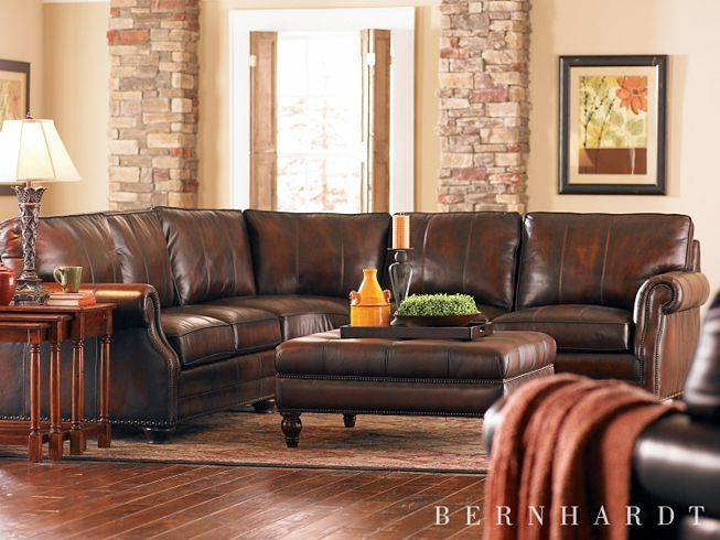 Living Room Furniture, Radford Sectional, Living Room Furniture ...