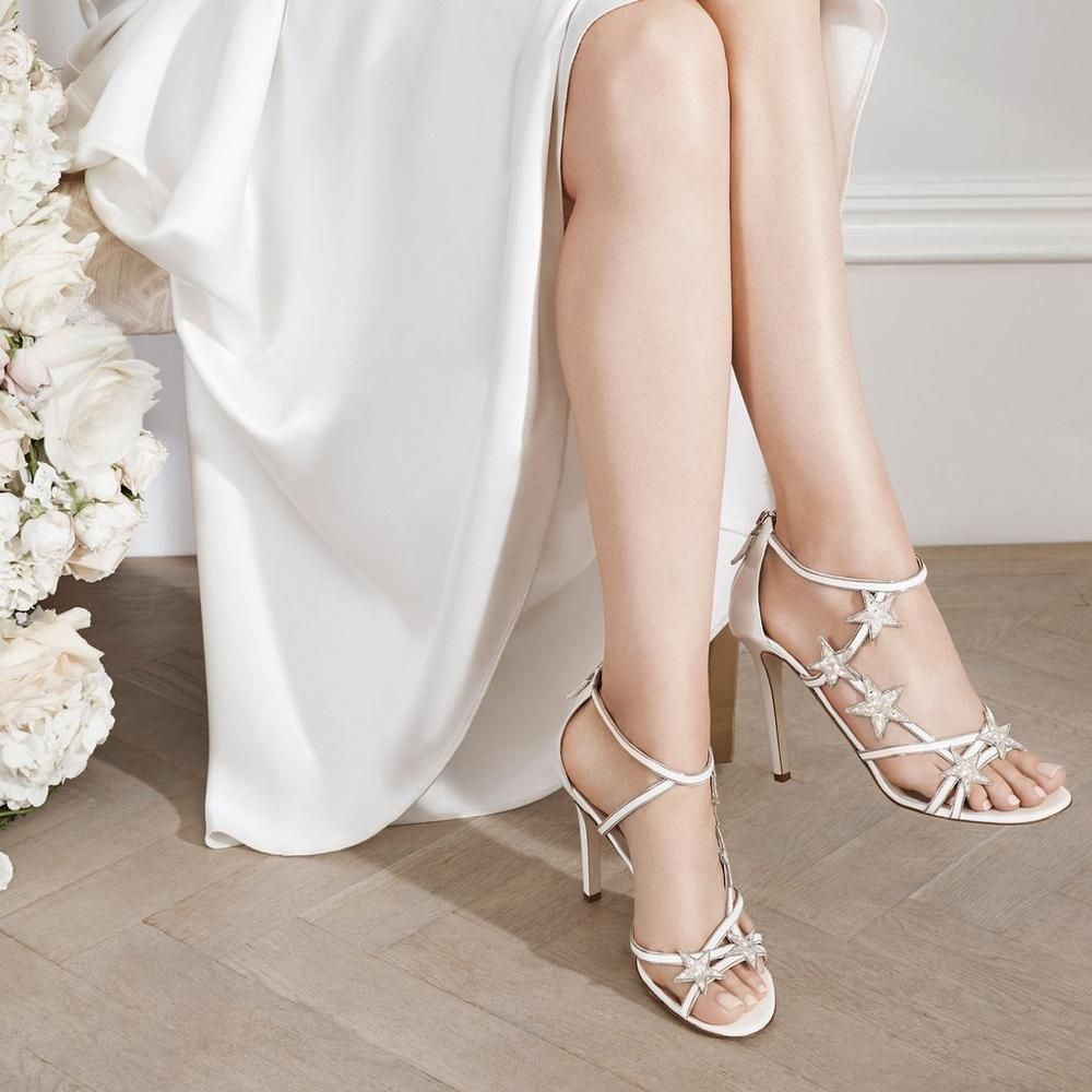 ad8ff5c3701d6 Felicity Star Embellished Sandal | Jenny Packham | The Collections ...