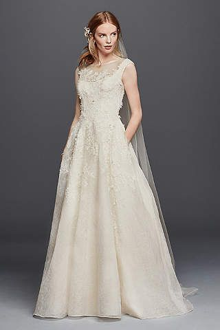 Oleg Cassini Wedding Dresses Gowns 2016 2017 David S