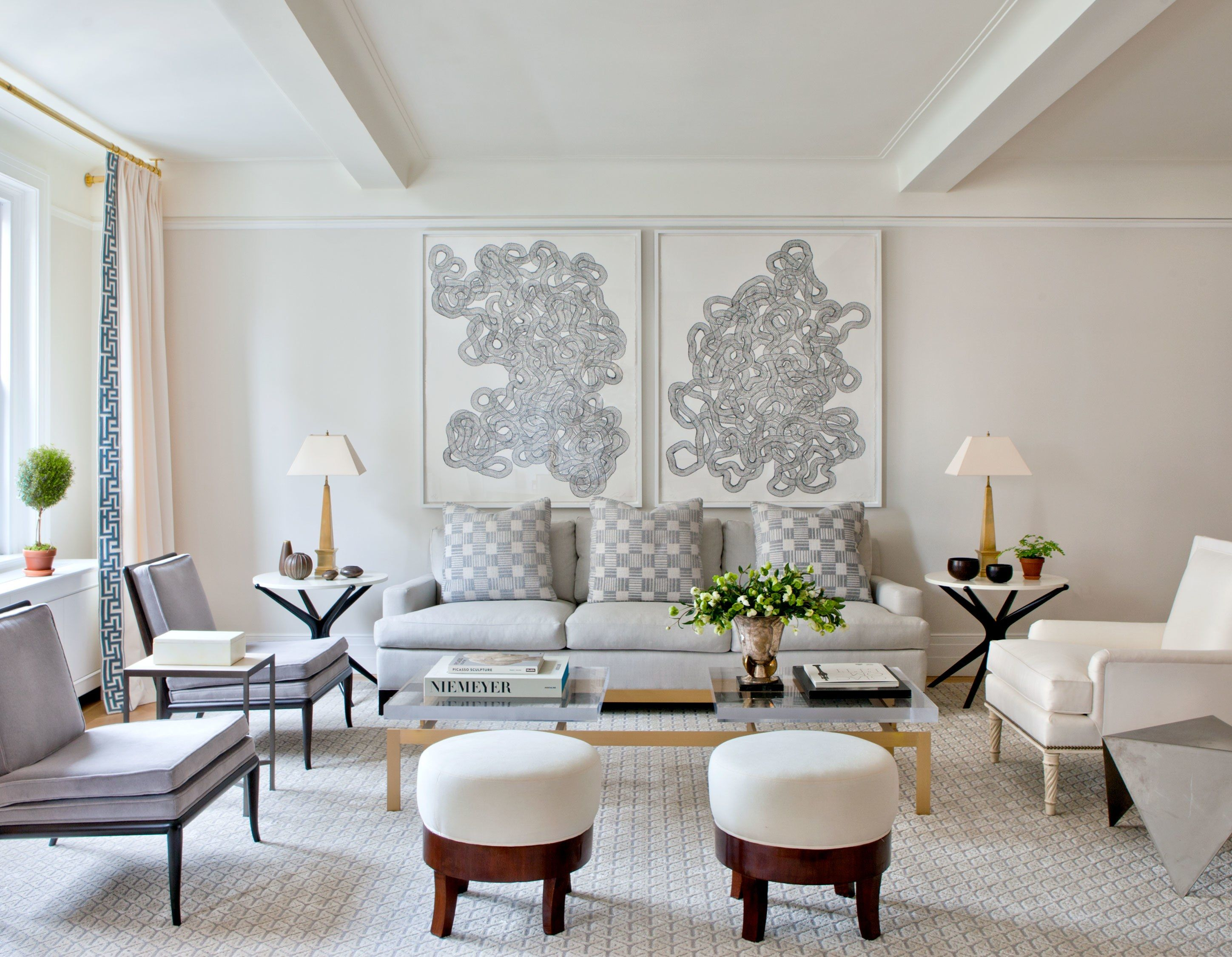 ArchDigest : This New York apartment is both stylish and practical