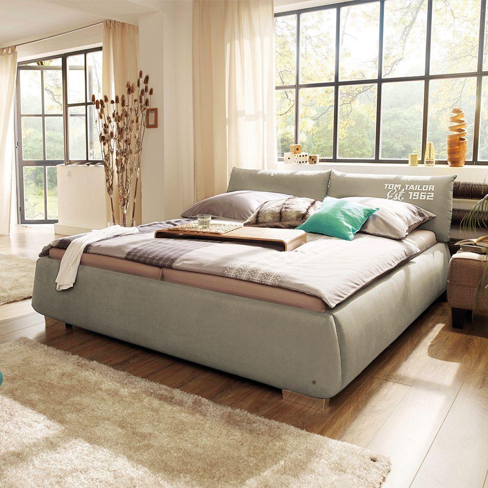 Polsterbett Soft Pillow | Polsterbett, Kunstleder, Bett