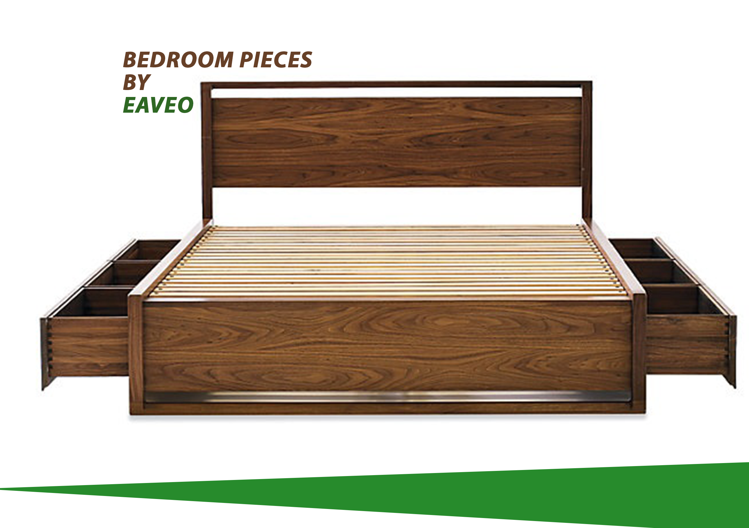 Classic Bed Frame By Eaveo Woodwork Furniture Forsale