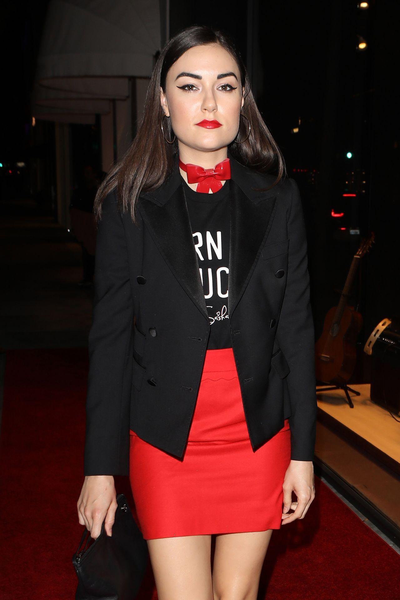 Sasha Grey #SashaGrey Dolce & Gabbana Event in Beverly Hills 23/03 ...