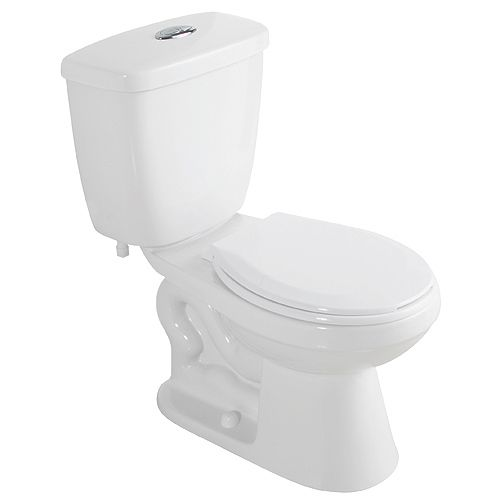 Outstanding Uberhaus Round Front 2 Piece Toilet Dual Flush 4 L 6 L Gamerscity Chair Design For Home Gamerscityorg