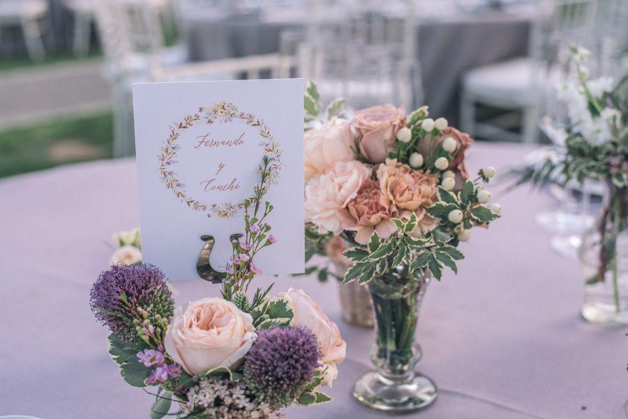 elisabeth blumen, bodas 2018, flowers design, decoración banquete