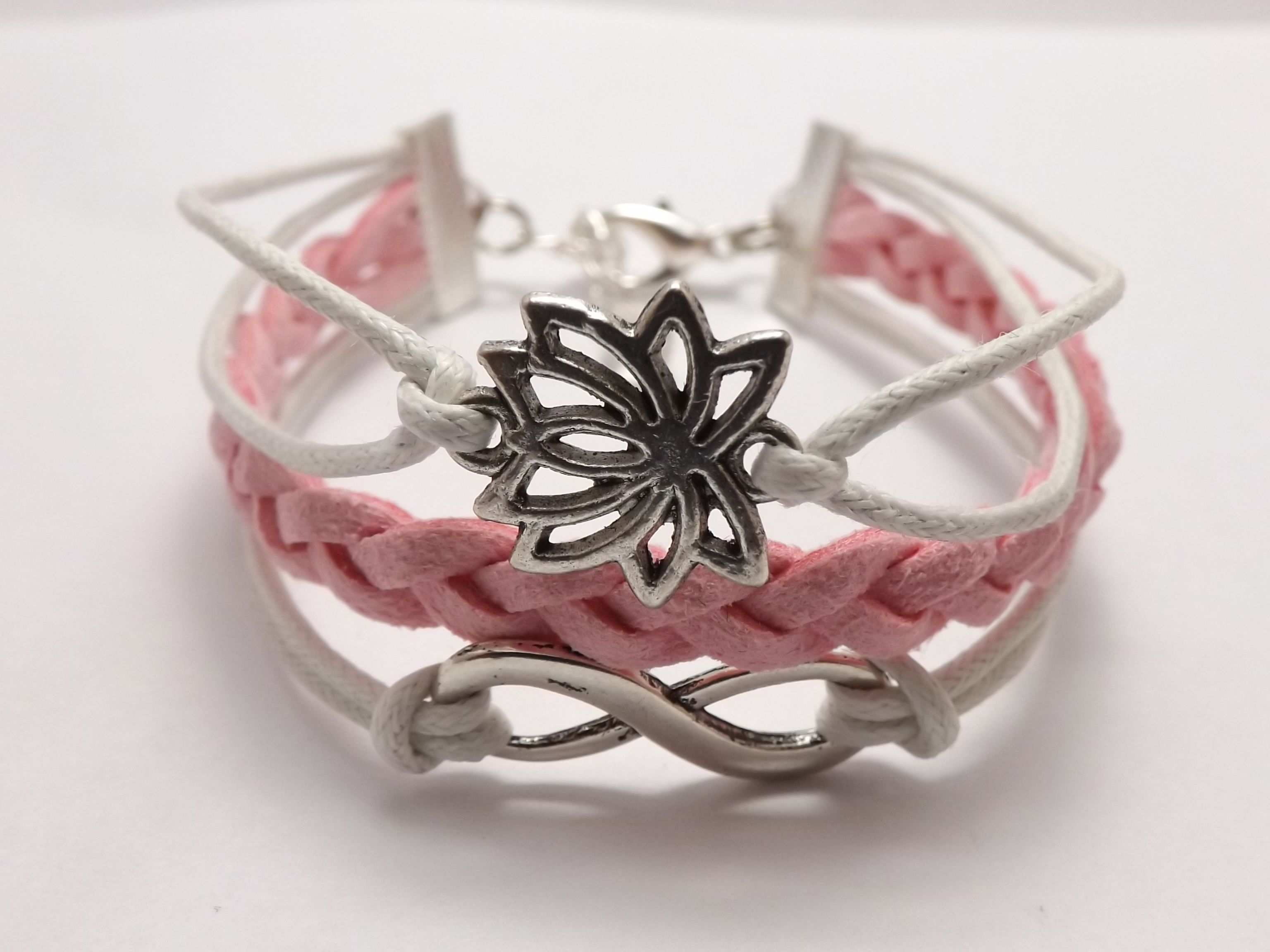 Lotus Flower Colors Meaning Infinity Lotus Flower Charm Bracelet