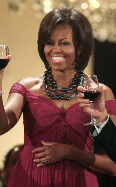 Resultado de imagem para michelle obama bijoux