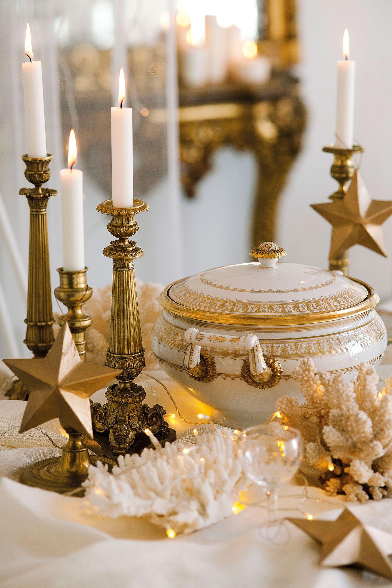 De herencia  Mesas de navidad  Mesa de navidad Tiempo