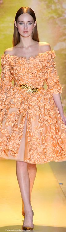 get-on-my-body-yo:  Zuhair Murad | Haute Couture | Spring - Summer 2014