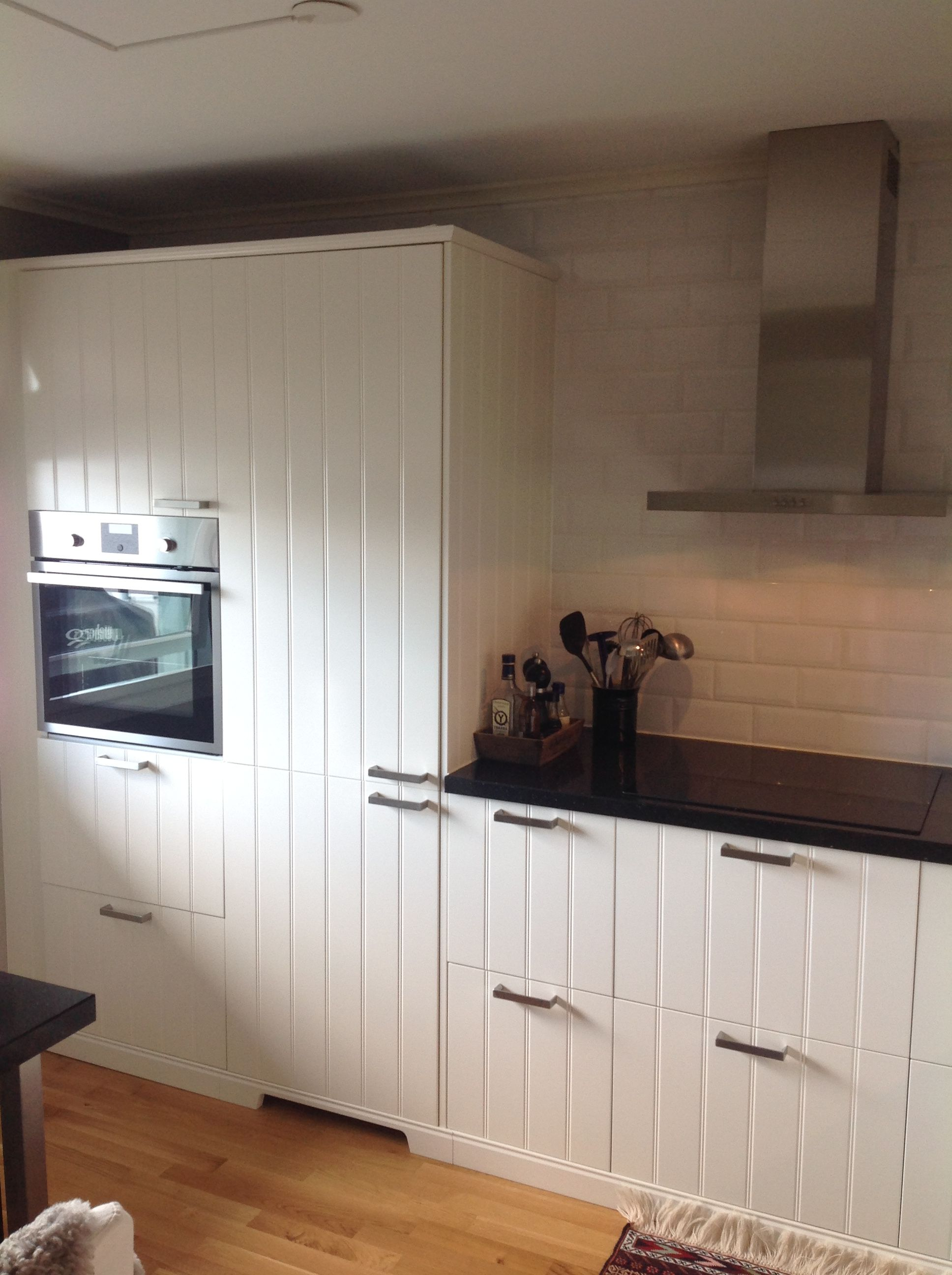 Country Küche Ikea Ikea Hittarp Kitchen Garage In 2019 Kitchen Cottage