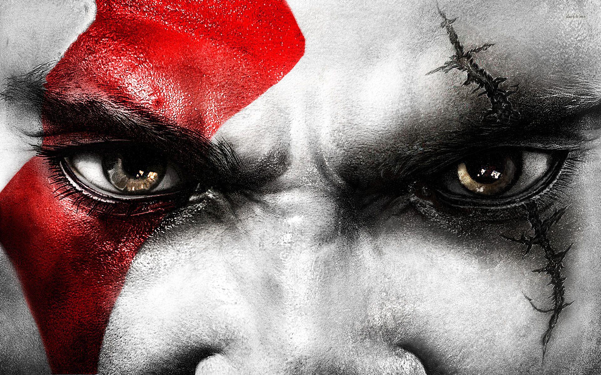 Kratos God Of War 3 Hd Wallpaper Kratos God Of War God Of War War Tattoo