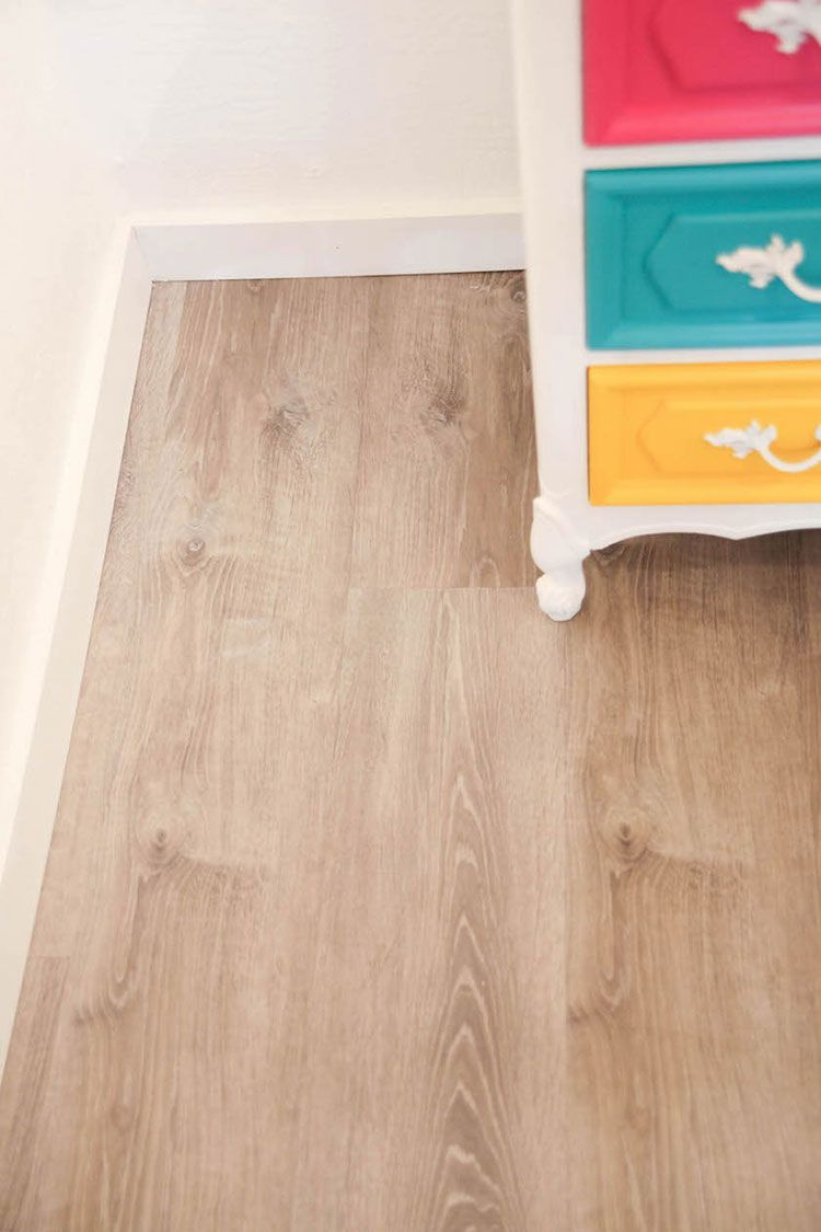 Diy Luxury Vinyl Flooring Plank Basements And Flooring