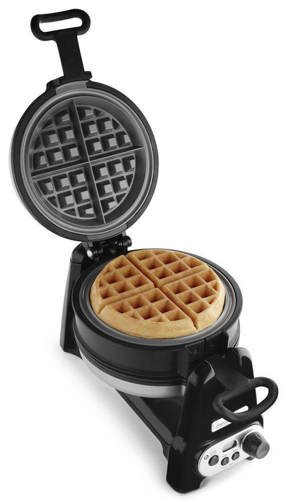 Amazon Com Kitchenaid Kwb110ob Waffle Baker With Ceramashield Nonstick Coating Onyx Black Kitchen Dinin Kitchenaid Waffle Maker Kitchen Aid Waffles Maker