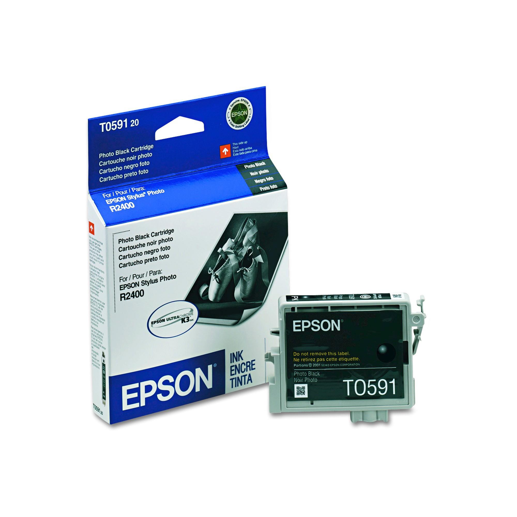 Epson kitchen printer  Epson  Photo Black Ink Printer Ink Cartridges  Photo black