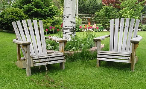 Houten Stoel Tuin : Houten tuinmeubelen bear chair pinterest garden furniture
