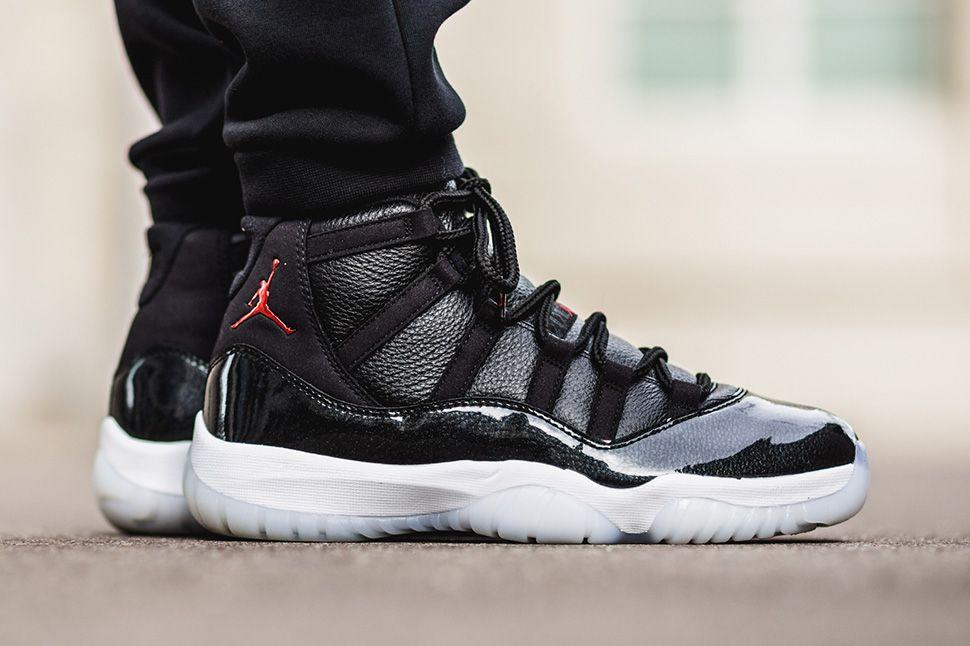 "3f20187ae13c On Foot  Air Jordan 11 Retro ""72-10"" - EU Kicks  Sneaker Magazine"