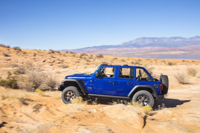 first drive review: 2020 jeep wrangler ecodiesel ratchets