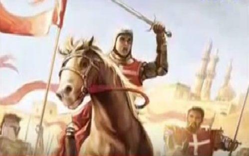 Em 1177, os francos triunfaram na Batalha de Montgisard, uma vitória que foi extensamente relatada na Europa.