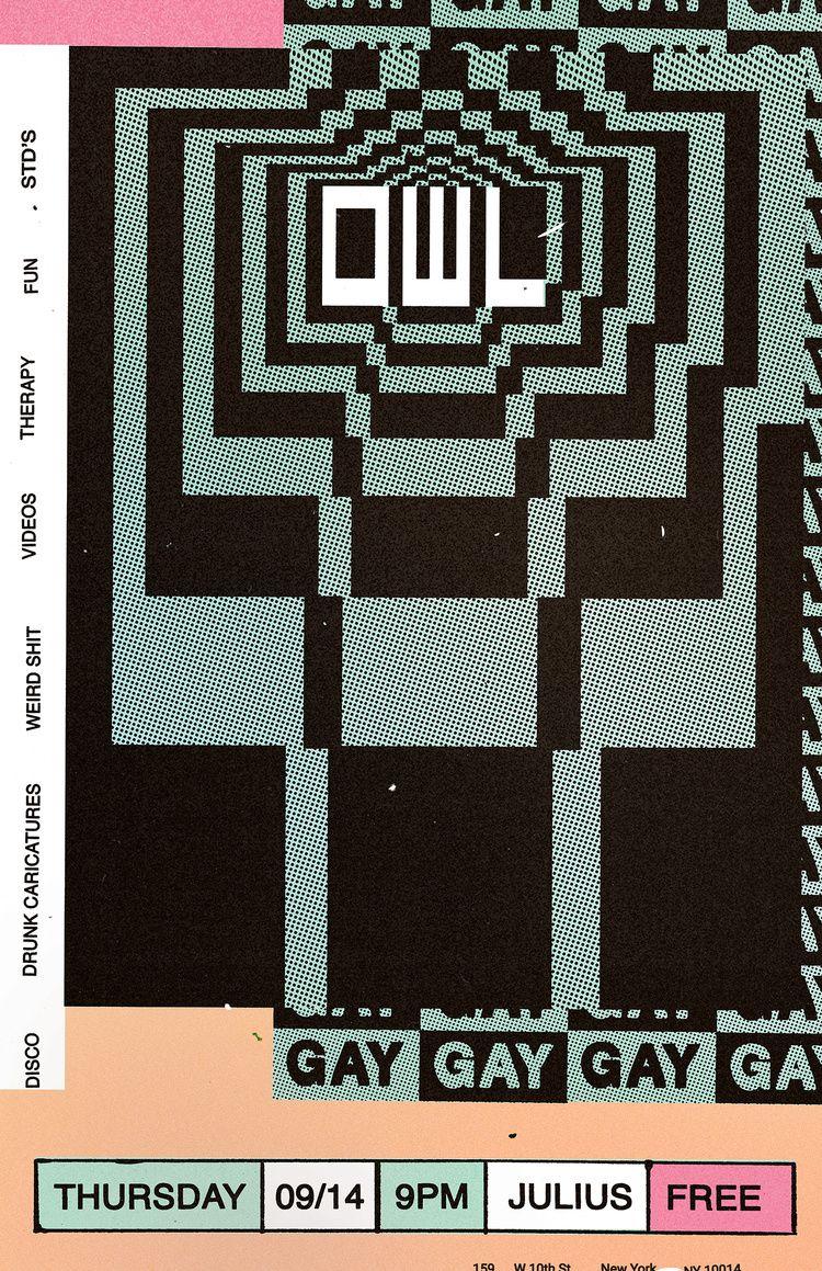 Bad Studio Graphic Poster Music Poster Ideas Modern Graphic Design