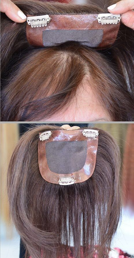 clip in wig toppers hair extensions