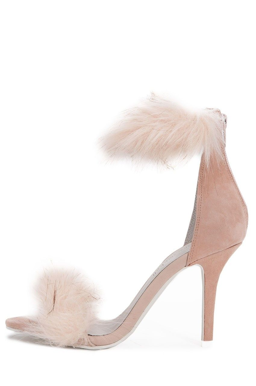 Jeffrey Campbell Shoes INABA-F Heels in Pink