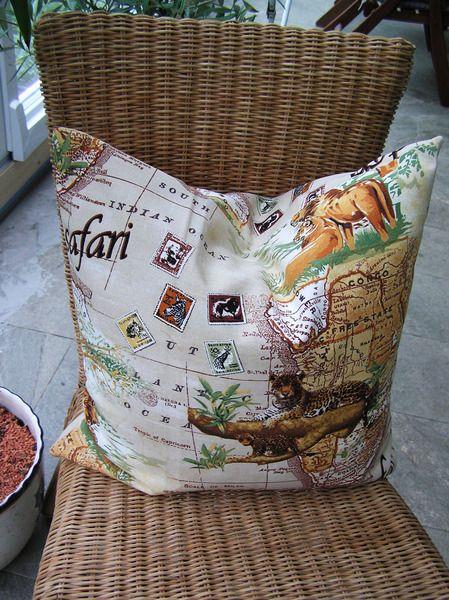 Safari afrika dekoration von meine bunte flickenecke auf ideen rund ums haus - Dekoration afrika ...