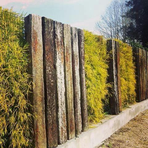 Rejas Para Jardin Vallas Y Cercas Con Estilo Tu Jard N Cerca Valla Metal Verde