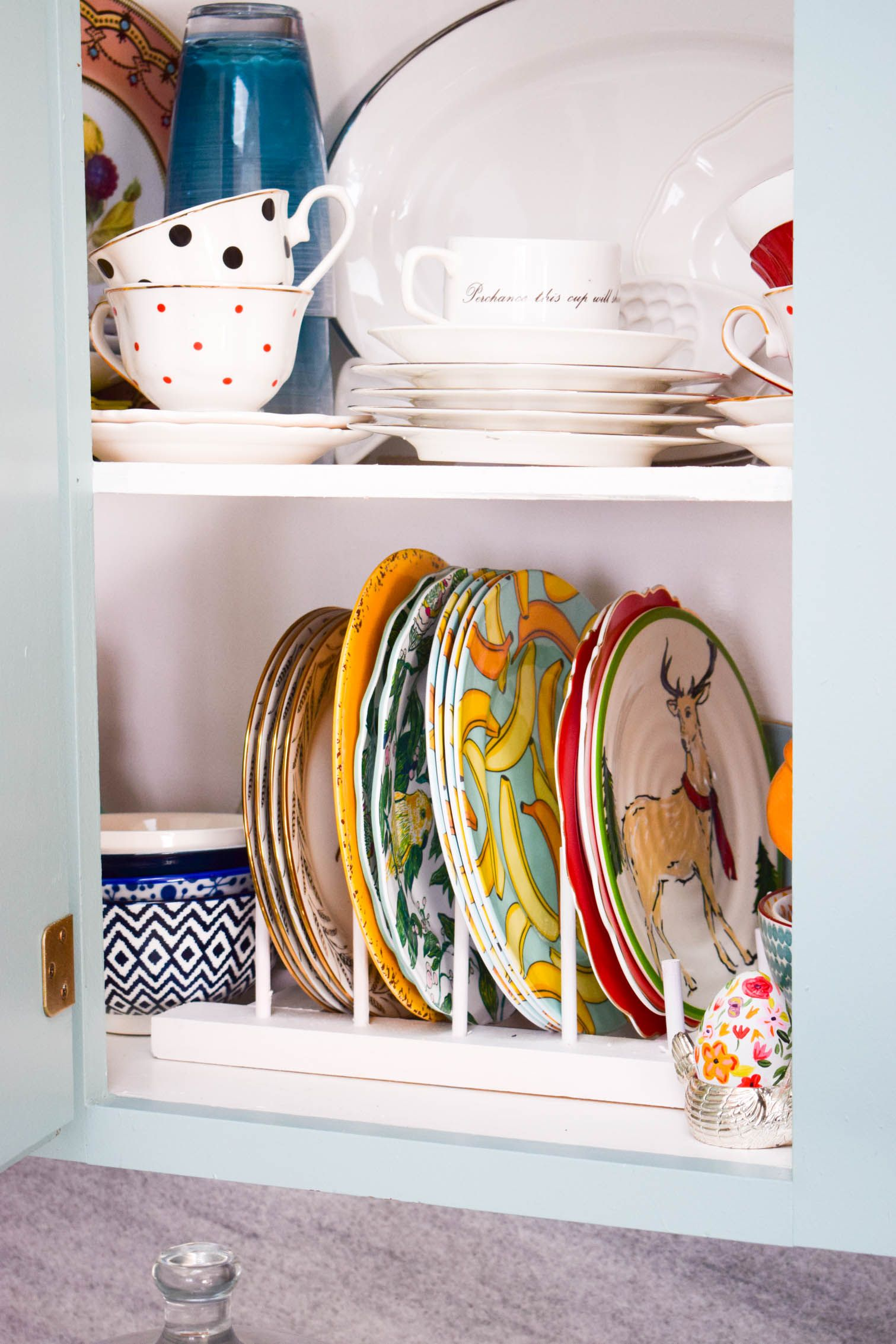DIY Plate Rack • PMQ for two