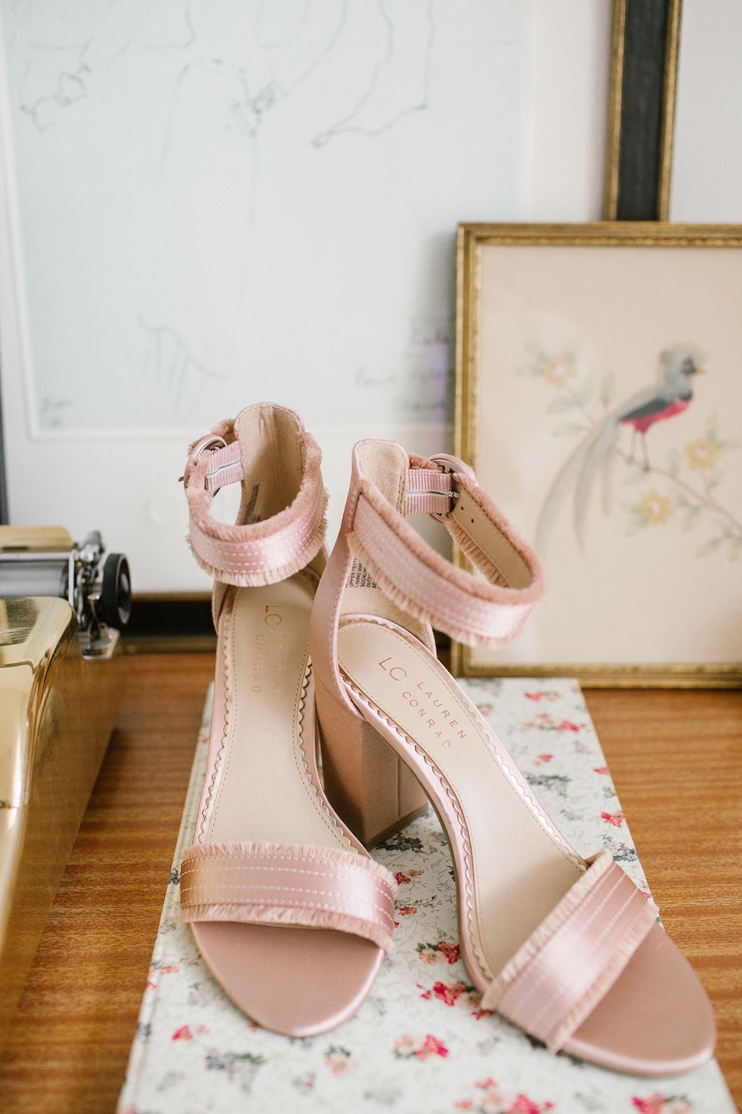 2c9c63f53c6 LC Lauren Conrad Admirer Women s High Heels Sandals